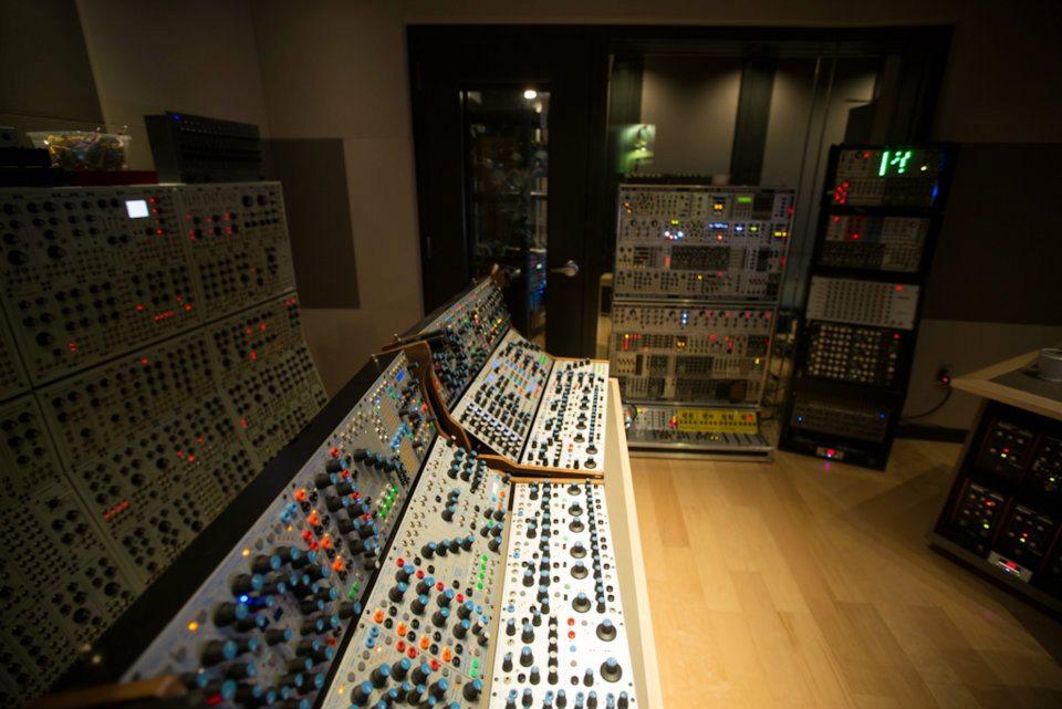 Deadmau5 Studio Pilchner Schoustal International Inc