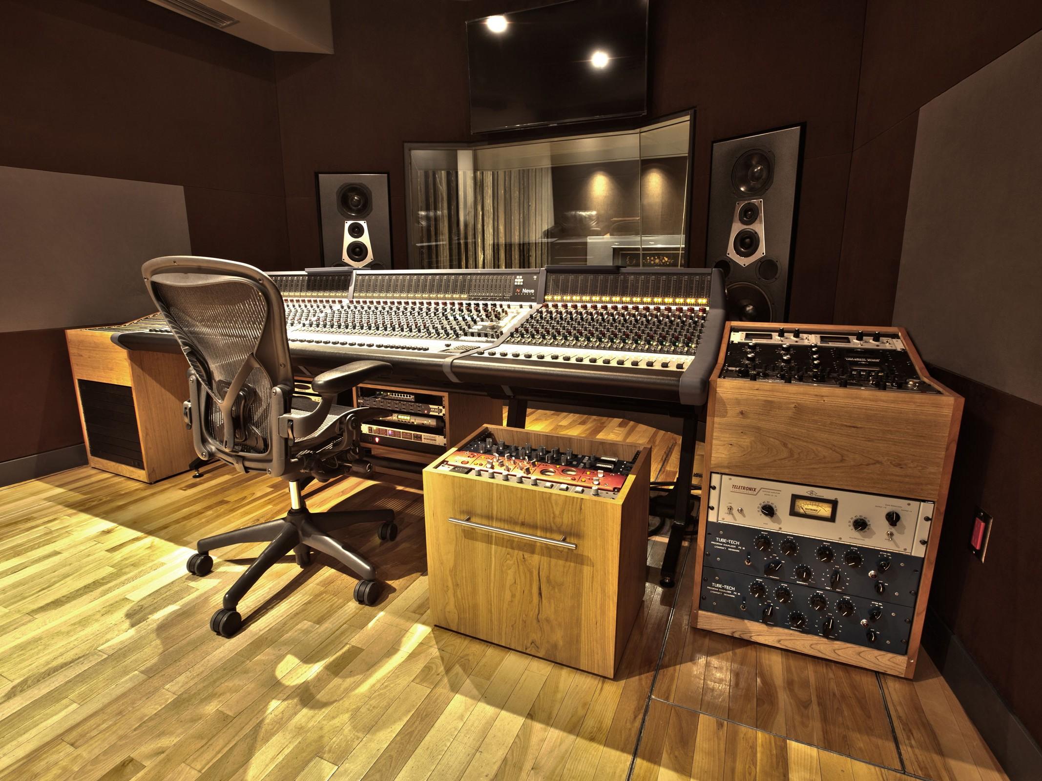 Revolution Recording   Pilchner Schoustal International Inc